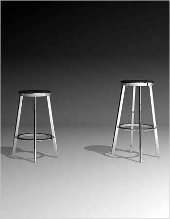 Deja Vu stools by Naoto Fukasawa