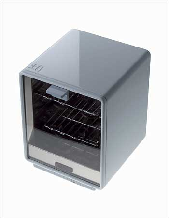 toaster by Nato Fukasawa