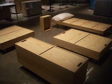 Established & Sons Crate Jasper Morrison