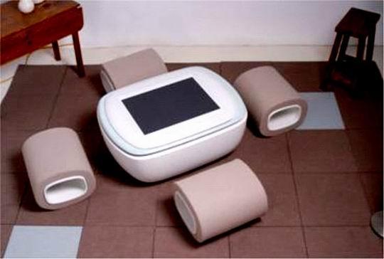 microsoft surface computer-tub