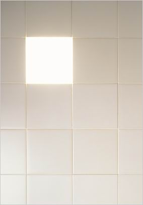 Tile Light naoto fukasawa