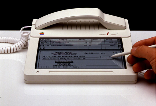 1983 Apple telephone