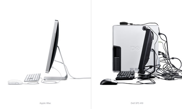 new iMac Vs Dell XPS 410