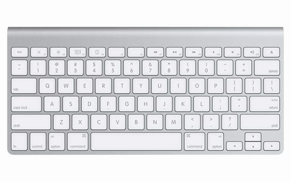 Apple keyboard wireless