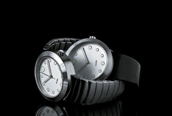 ALESSI WATCHES watch.it by Wiel Arets:alessi Fall/winter 2007