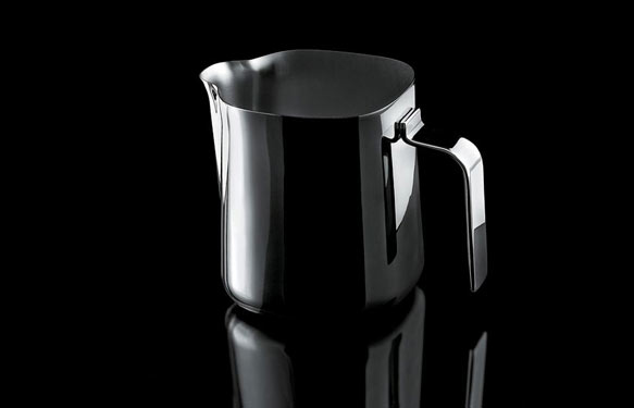 401 tea and coffee service by Kristiina Lassus:Alessi Fall/winter 2007 new product