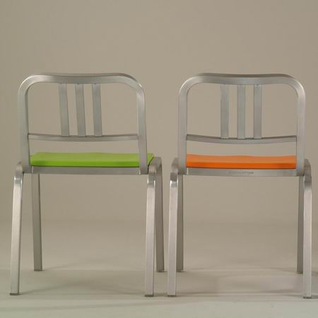 Ettore Sottsass 的 Emeco Nine-0 椅子 - 梦里秦淮 - 周宁(梦里秦淮)的博客