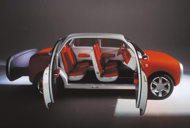 那些著名非专业汽车设计师的概念车设计