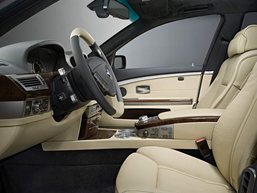 2007 BMW 7 Series 6
