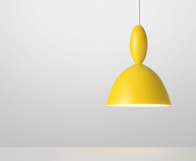 MHY lamp, designed by Norway Says, manufactured by Muuto