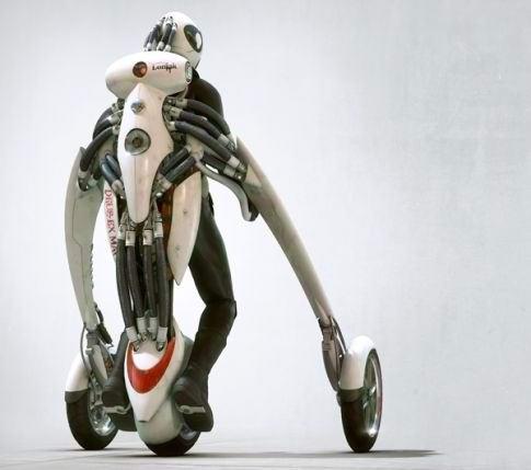 Motorcycle concept Jake Loniak