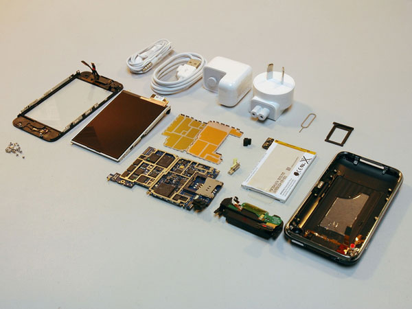 iPhone 3G ifixit