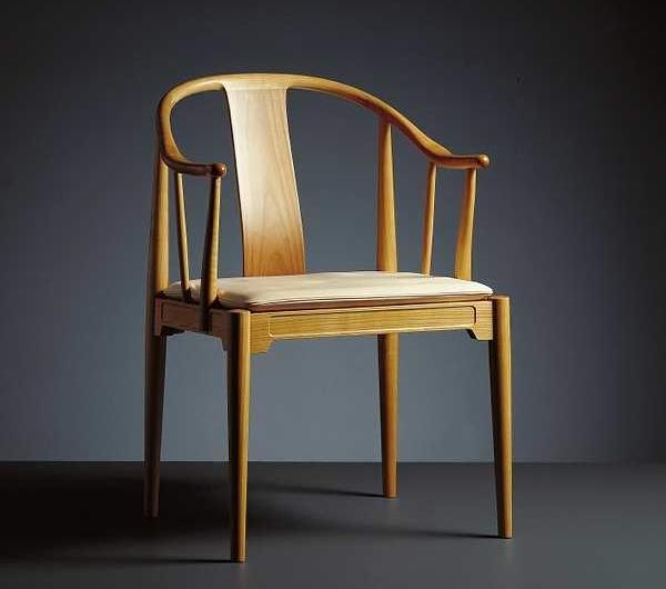 Hans J Wegner The China Chair FH4283 by Fritz Hansen