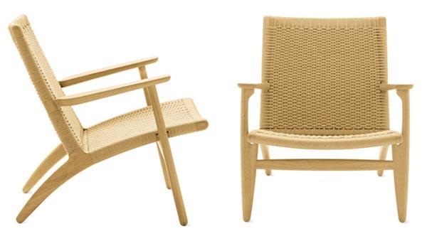 Hans Wegner Paddle Chair