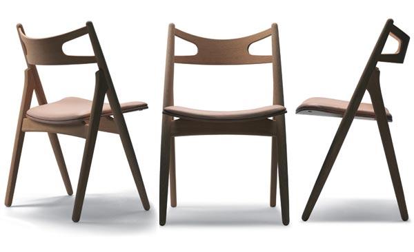 Hans Wegner The Sawhorse Chair