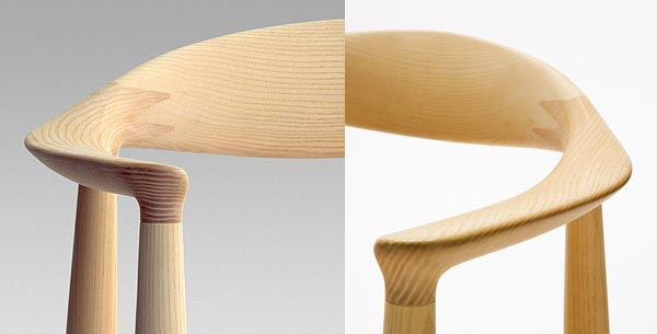 Hans Wegner The Chair,also The Round One