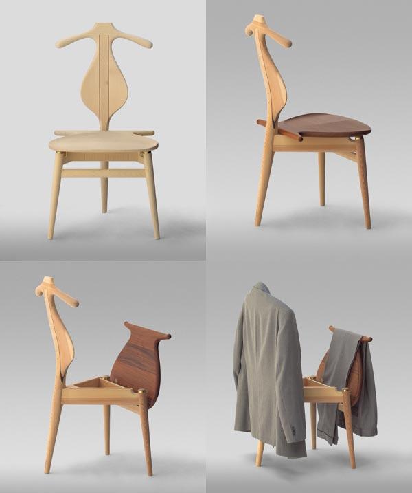 Hans Wegner The Valet Chair