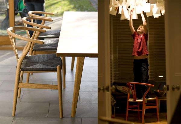 Hans Wegner The Wishbone Chair,also CH24 The Y-Chair by Carl Hansen