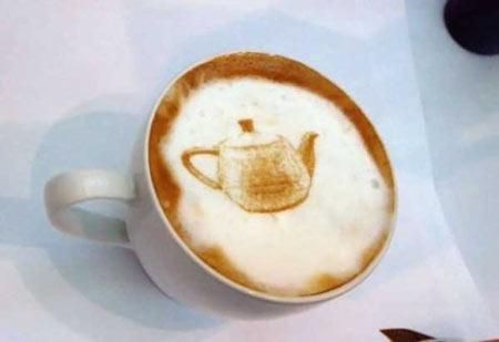 OnLatte Coffee Printer