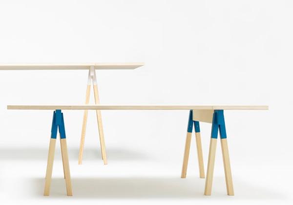 TAF Trestle Table