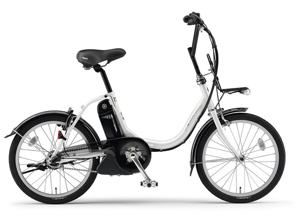 YAMAHA PAS CITY-C Lithium Electro-Hybrid Bicycle