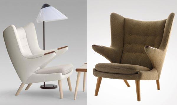 Hans Wegner The Teddy Bear Chair