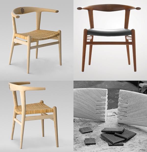 Hans Wegner Bull Chair