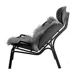 Hans Wegner shell chair