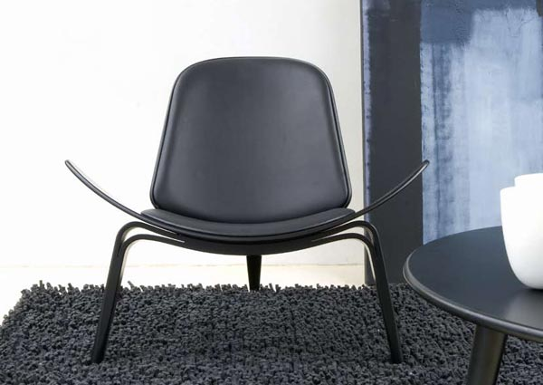 Hans Wegner The Three-Legged Chair