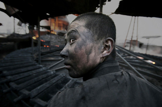 Infernal Landscapes china pollution