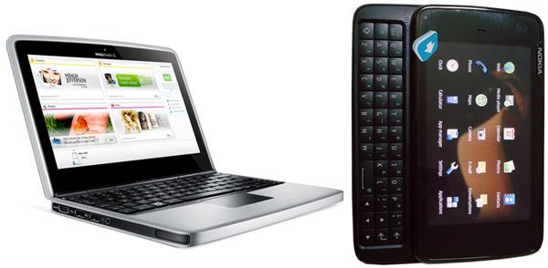 Nokia Booklet 3G n900