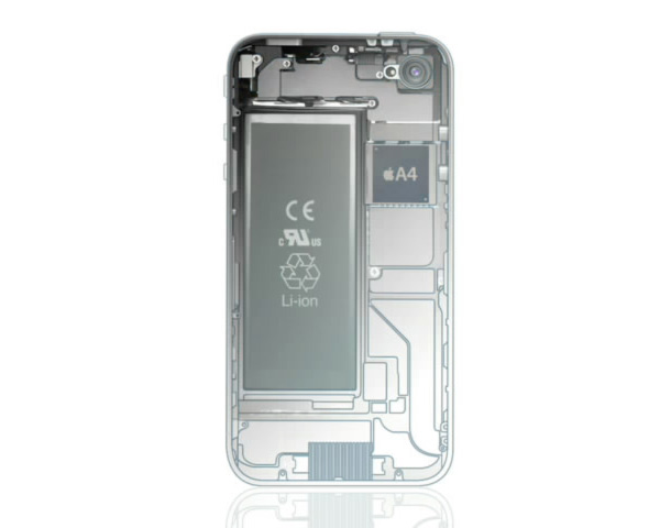 iphone 4 structure