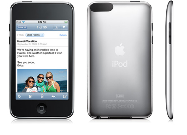 ipod touch allview