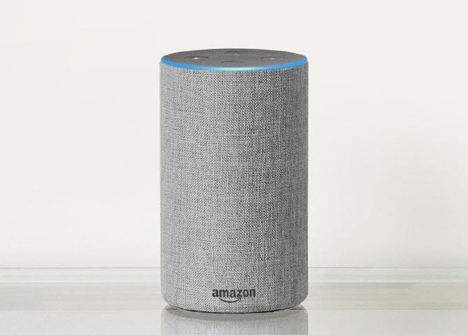Amazon New Echo