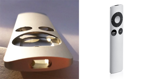 Apple Aluminum Remote Control