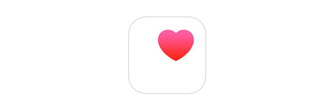 Apple Health Icon