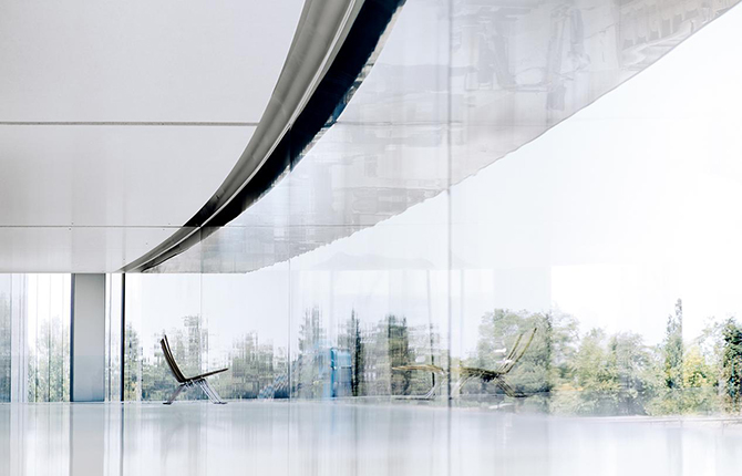 Apple Park GLASS CASTLE