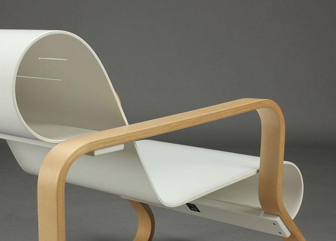 Armchair 41 Alvar Aalto