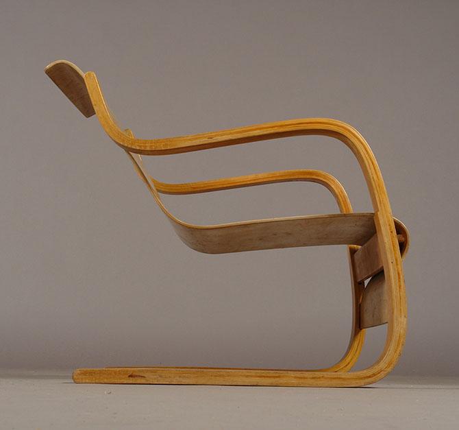 Armchair 42 Alvar Aalto