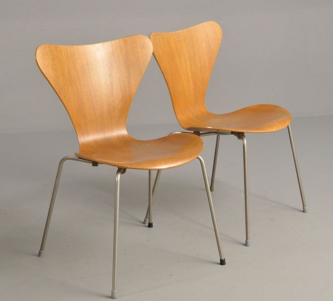 Arne Jacobsen Series 7