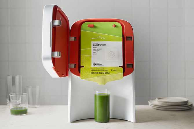 Juicero Over Engineered