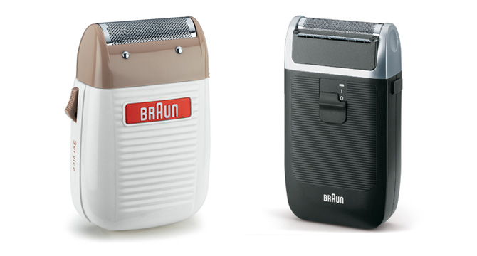 Logo On Braun Products