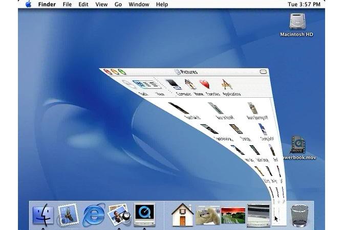 Mac OS X Genie