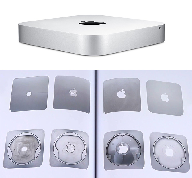 Mac mini Logo