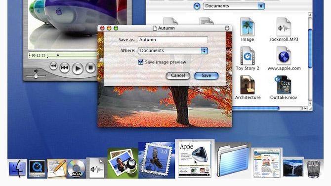 OS X Aqua