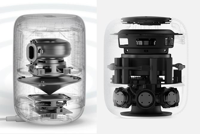 Sony Wireless Speaker LF-S50G & Apple HomePod