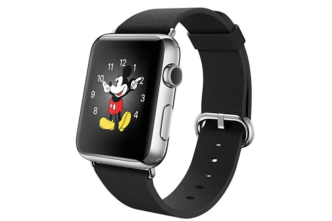 apple watch 42mm stainless steel micky