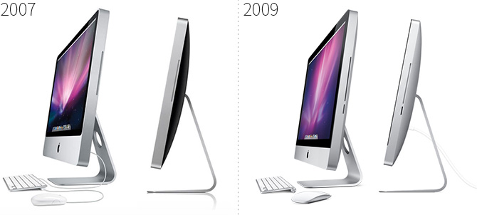iMac 2007 & iMac 2009