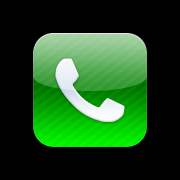 iOS 6 Phone icon