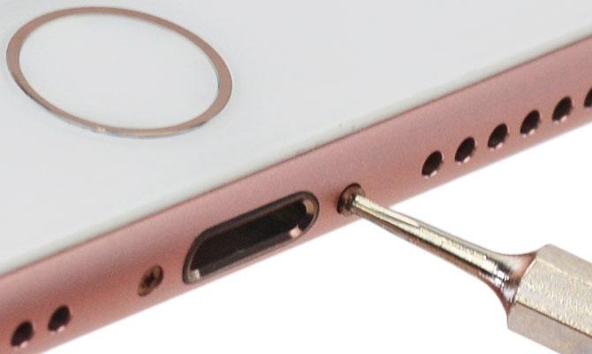iPhone 7 Plus Screws